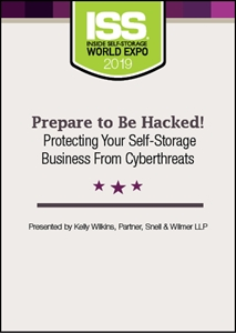 Picture of DVD - Prepare to Be Hacked! Protecting Your Self-Storage Business From Cyberthreats