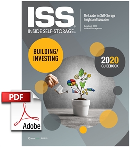 Picture of Inside Self-Storage Building/Investing Guidebook 2020 [Digital]