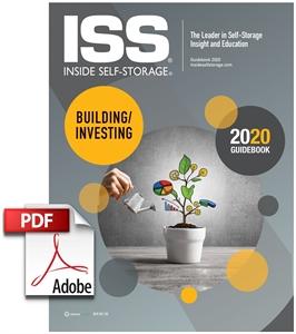 Picture of Inside Self-Storage Building/Investing Guidebook 2020 [Digital]