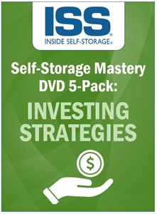 Picture of Self-Storage Mastery DVD 5-Pack: Investing Strategies