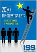 Picture of Inside Self-Storage 2020 Top-Operators Lists