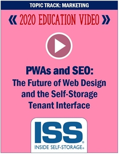 Picture of DVD Pre-Order - PWAs and SEO: The Future of Web Design and the Self-Storage Tenant Interface