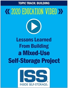 Picture of DVD Pre-Order - Lessons Learned From Developing a Mixed-Use Self-Storage Project