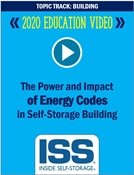 Picture of DVD Pre-Order - The Power and Impact of Energy Codes in Self-Storage Building