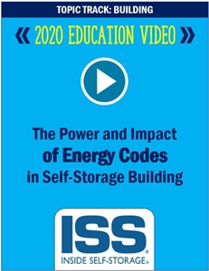 Picture of DVD - The Power and Impact of Energy Codes in Self-Storage Building