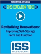 Picture of DVD - Revitalizing Renovations: Improving Self-Storage Form and Function