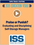 Picture of DVD - Praise or Punish? Evaluating and Disciplining Self-Storage Employees