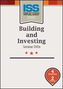 Picture of ISS Virtual Event 2020: Building and Investing Seminar DVDs