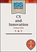 Picture of ISS Virtual Event 2020: CX and Innovation Seminar DVDs