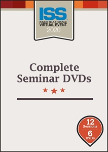 Picture of ISS Virtual Event 2020: Complete Seminar DVDs