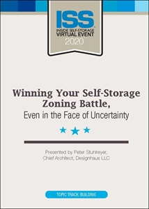 Picture of DVD - Winning Your Self-Storage Zoning Battle, Even in the Face of Uncertainty