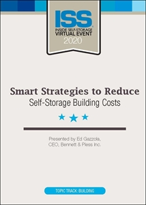 Picture of DVD - Smart Strategies to Reduce Self-Storage Building Costs