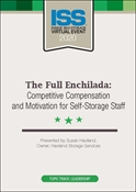 Picture of DVD - The Full Enchilada: Competitive Compensation and Motivation for Self-Storage Staff