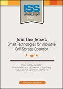 Picture of DVD - Join the Jetset: Smart Technologies for Innovative Self-Storage Operation