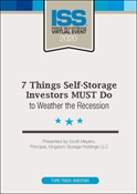 Picture of DVD - 7 Things Self-Storage Investors MUST Do to Weather the Recession
