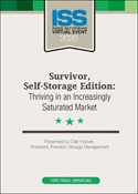 Picture of Survivor, Self-Storage Edition: Thriving in an Increasingly Saturated Market