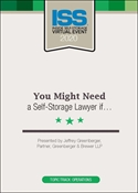 Picture of You Might Need a Self-Storage Lawyer if…