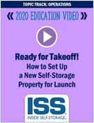 Picture of Ready for Takeoff! How to Set Up a New Self-Storage Operation for Launch