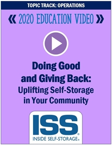 Picture of Doing Good and Giving Back: Uplifting Self-Storage in Your Community