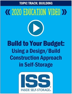 Picture of Build to Your Budget: Using a Design/Build Construction Approach in Self-Storage