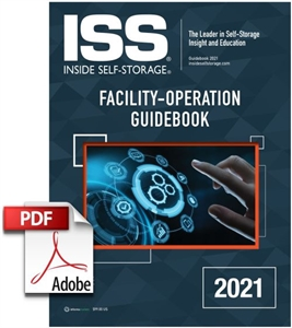 Picture of Inside Self-Storage Facility-Operation Guidebook 2021 [Digital]