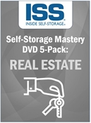 Picture of Self-Storage Mastery DVD 5-Pack: Real Estate