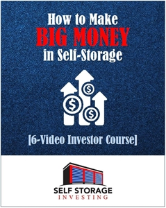Picture of How to Make BIG Money in Self-Storage [6-Part Investor Course]