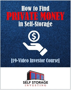 Picture of Self-Storage Investing Course: Finding Private Money