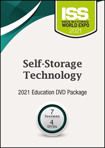 Picture of DVD - Self-Storage Technology 2021 Education DVD Package