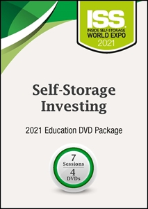 Picture of DVD - Self-Storage Investing 2021 Education DVD Package