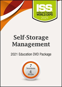 Picture of DVD - Self-Storage Management 2021 Education DVD Package