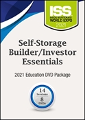 Picture of DVD - Self-Storage Builder/Investor Essentials 2021 Education DVD Package