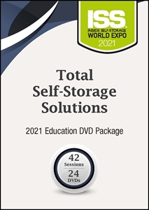 Picture of DVD Pre-Order - Total Self-Storage Solutions 2021 Education DVD Package