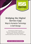Picture of DVD - Bridging the Digital Service Gap: Ways to Humanize Technology in Self-Storage