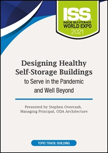 Picture of DVD Pre-Order - Designing Healthy Self-Storage Buildings to Serve in the Pandemic and Well Beyond