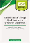 Picture of DVD Pre-Order - Advanced Self-Storage Deal Structures for the Current Lending Climate