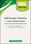 Picture of DVD Pre-Order - Self-Storage Valuation in Today's Mystifying Market