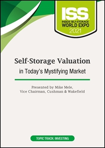 Picture of DVD - Self-Storage Valuation in Today's Mystifying Market
