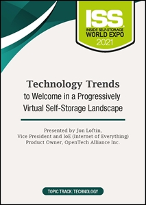 Picture of DVD Pre-Order - Technology Trends to Welcome in a Progressively Virtual Self-Storage Landscape