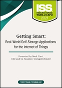 Picture of DVD - Getting Smart: Real-World Self-Storage Applications for the Internet of Things