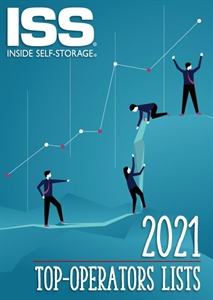 Picture of Inside Self-Storage 2021 Top-Operators Lists