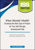 Picture of What Should I Build? Choosing the Best Type of Project for Your Self-Storage Development Site
