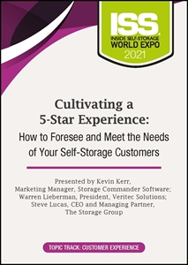 Picture of  Cultivating a 5-Star Experience: How to Foresee and Meet the Needs of Your Self-Storage Customers