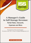 Picture of A Manager's Guide to Self-Storage Revenue: Rental Rates, Discounts, Expenses and More